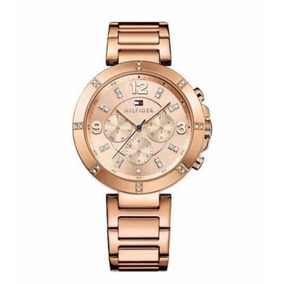Relógio Thommy Hilfiger Feminino Aço Rosé