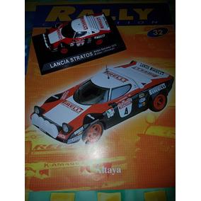 1/43 Lancia Stratos Rally San Remo 1978 Con Fasciculo #32