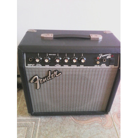Amplificador De Guitarra Fender Frotman 15g