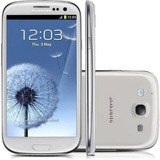 Samsung Galaxy Siii Gt I9300 16gb - Android 4.0 Novo + Nota