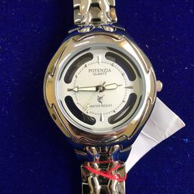 44eed72670d Relogios Potenzia Masculino Prova D`agua - Relógios no Mercado Livre ...
