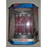 Bakurack Bakugan Rojo Coleccionador Transportador Envio Grat
