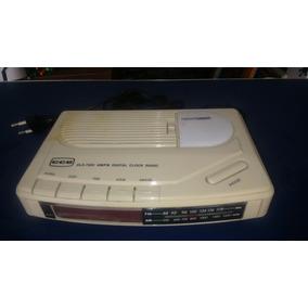 5b9f81bd5cd Radio Relogio Cce Dle 350 - Eletrônicos