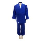 Kimono Mizuno Hayato Azul Infantil