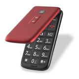 Celular Multilaser P9020 Para Idoso Com Botão Sos Flip