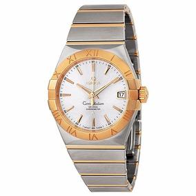 4ce6ccc6ac64 Omega Oro 18k Automatic Precio Hombre - Reloj de Pulsera en Mercado ...