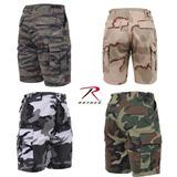 Shorts Cargo Camuflados