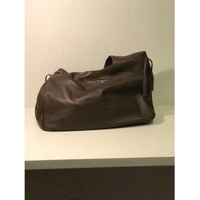Bolsa Salvatore Ferragamo - Bolsa de Couro Femininas no Mercado ... 770653dccc