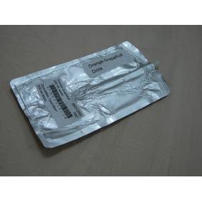 Embalagem De Comida De Astronauta - Suco De Laranja