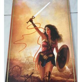 Poster Omelete Box - Mulher Maravilha Wonder Woman
