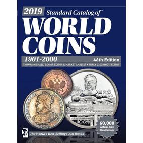 Catálogo Mundial Moedas World Coins Money 1901-2000 Ed. 2019