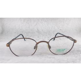 Armação De Óculos Benetton Infantil - Óculos no Mercado Livre Brasil 350956face