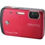 Ge G5wp 12mp Cámara Digital Resistente Al Agua Con Zoom Ópti