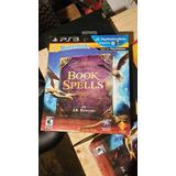 Book Of Spells Ps3 Sellado Harry Potter