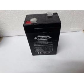 Bateria 6v 4.5 Ah Libre Mantenimiento