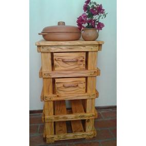 Mueble De Cocina Rustico - Muebles de Cocina en Mercado Libre Argentina