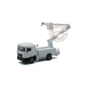 Caminhão Man F2000 Eletricista 1:43 Newray