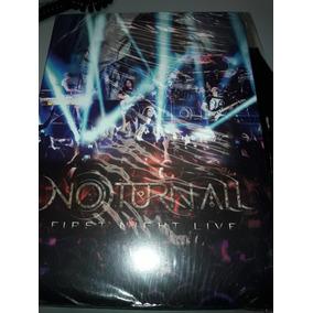 Noturnall First Night Live . Dvd .lacrado