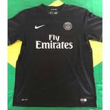 Camisa Oficial Nike Psg Paris França 2015 Tam G 0a76e77a159f9