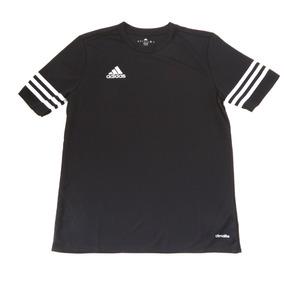 adidas Playera Climalite Negra Jersey Soccer Futbol C170