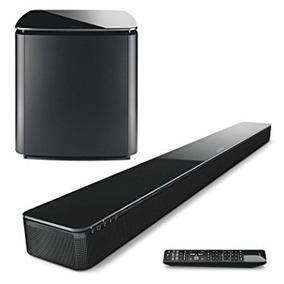 Soundbar Bose Soundtouch 300 Y Subwoofer Acoustimass 300