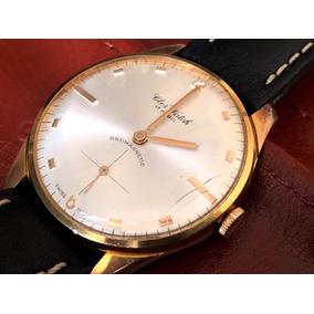 Relógio Vintage 35mm 17 Rubis À Corda Revisado - Promoção