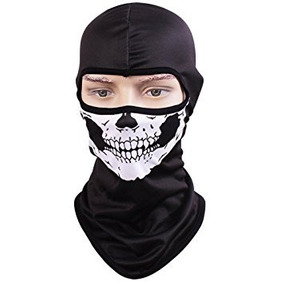 Toca Ninja Caveira - Acessórios da Moda no Mercado Livre Brasil 0adb500b652