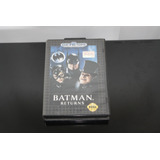 Juego Para Sega Genesis, Batman Returns
