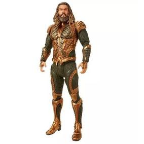 Boneco Aquaman Gigante Dc Comics Liga Justica 45cm Mimo