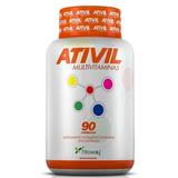 Ativil - Energia E Vitalidade - Fitoway 90 Capsulas