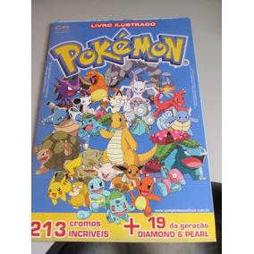 Álbum Pokemon