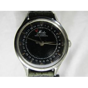 3b376b2e85e Relogio Mido Multi Star Calendario - Relógios no Mercado Livre Brasil