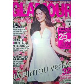 Revista Glamour Isis Valverde Setembro 2014
