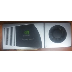 Tarjeta Video Nvidia Quadro Fx 4800 1.5gb Gddr3 Pci Express