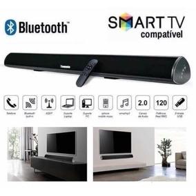 Caixa Som Soundbar Bluetooth Mts-2016 Tomate Tv Celular 120w