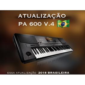 Atualização Pa 600 V.2 2018 ( Á Unica Versao Que Ñ Trava )