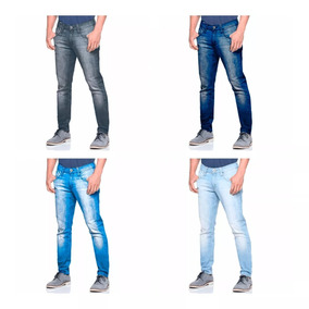 Calça Jeans Masculina Modelos Slim Skinny Oferta