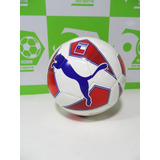 Balón Fútbol N°5 Puma Big Cat World Cup Fan Chile Nuevo 5805a10430061