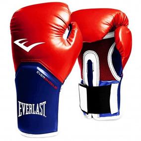 Guantes De Boxeo 12 Oz Everlast Pro Style Elite