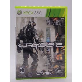 Crysis 2 Xbox 360 E Xbox One Original Mídia Física