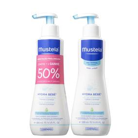 Kit Mustela Bébé Hidratação Prolongada (2 Produtos) Blz