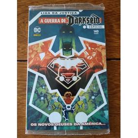 Liga Da Justiça Especial: A Guerra De Darkseid. Frete Grátis