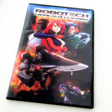 Dvd / Robotech Las Cronicas De La Sombra