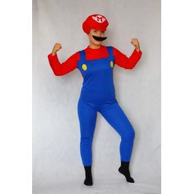 Fantasia Super Mario Feminino - Brinquedos e Hobbies no Mercado ... 4fd1a183171