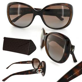2b899af2f613a Oculos Cancun Feminino De Sol Gucci - Óculos De Sol Com lente ...