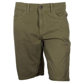 Bermuda Hang Loose Walk 5 Pockets - Verde