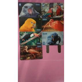 Cartões Telefônicos De Séries