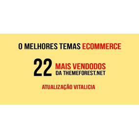 Pacote De Themes Para Ecommerce Os 22 Mias Vendidos Para Wp
