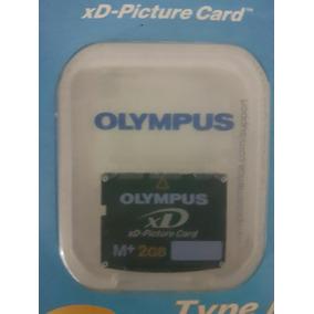 Cartão De Memória Xd Olympus 2gb Original