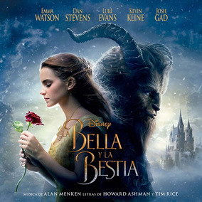 Cd La Bella Y La Bestia - Version Español